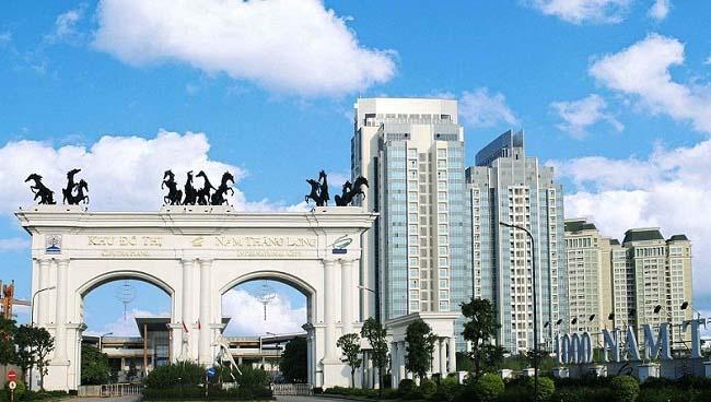 Khu đô thị Nam Thăng Long
