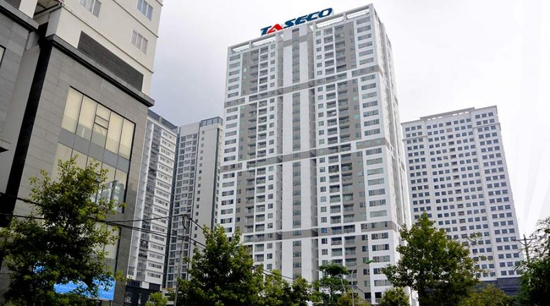 Tòa Nhà Chung Cư Taseco Complex Ngoại Giao Đoàn