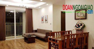 Phòng khách căn hộ N02T1
